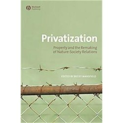 Privatisation-Antipode-Book-Series