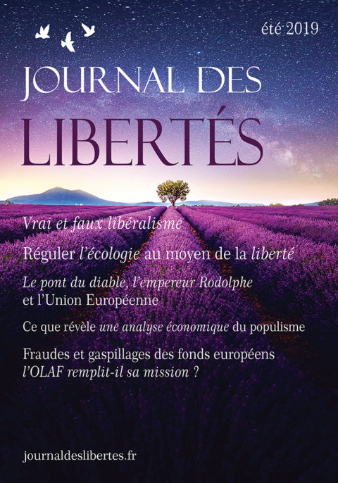 Journal des libertés, n° 5, été 2019